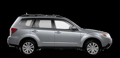 Subaru Forester (Older model)
